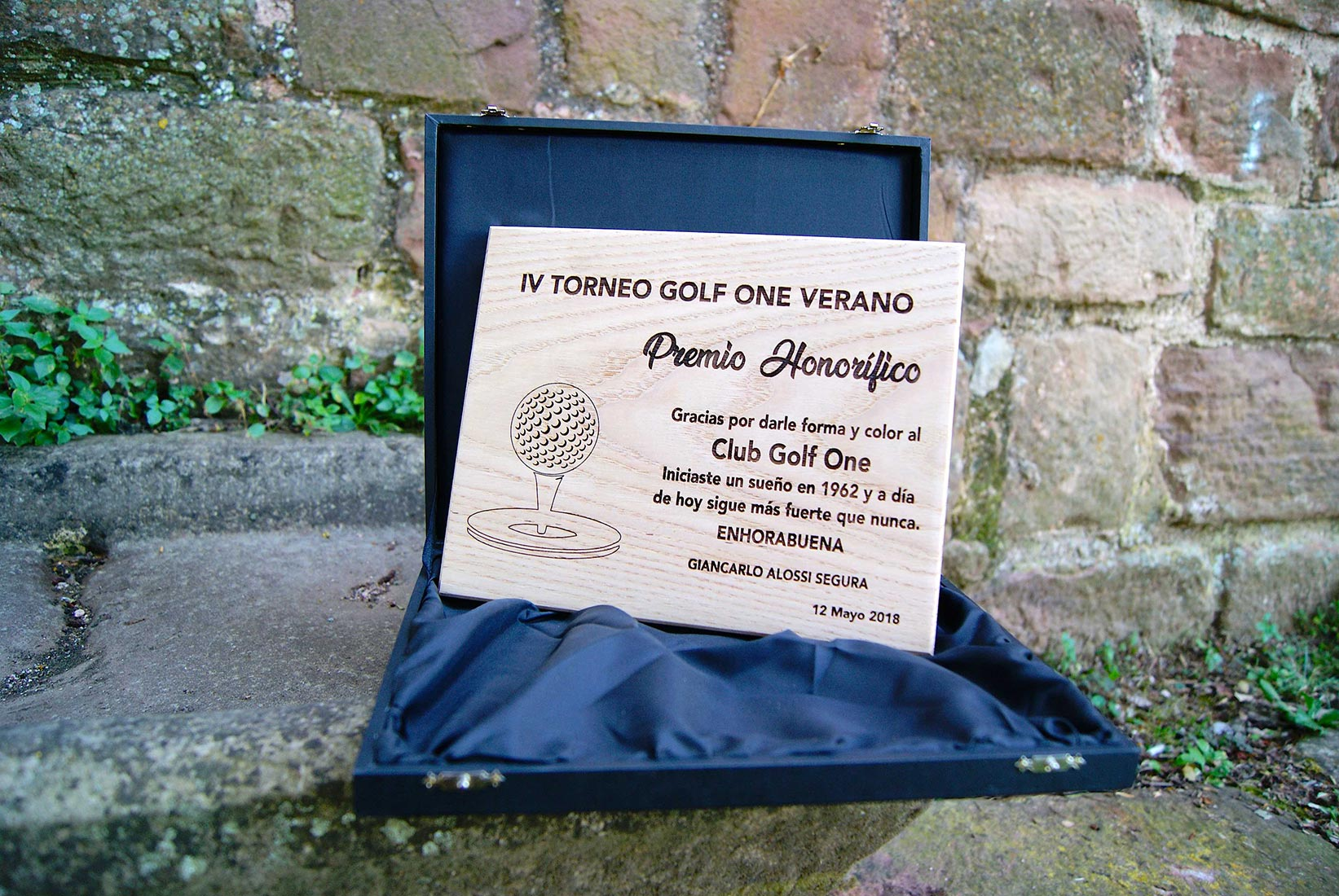 placa-golf-one-verano-2018
